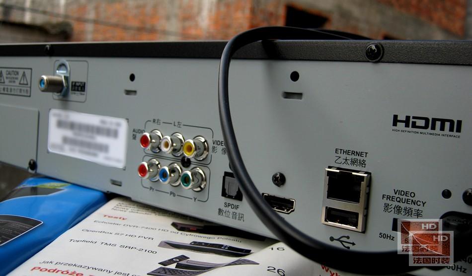 DISH-HD 高清卫星电视深入测评 全国首发!