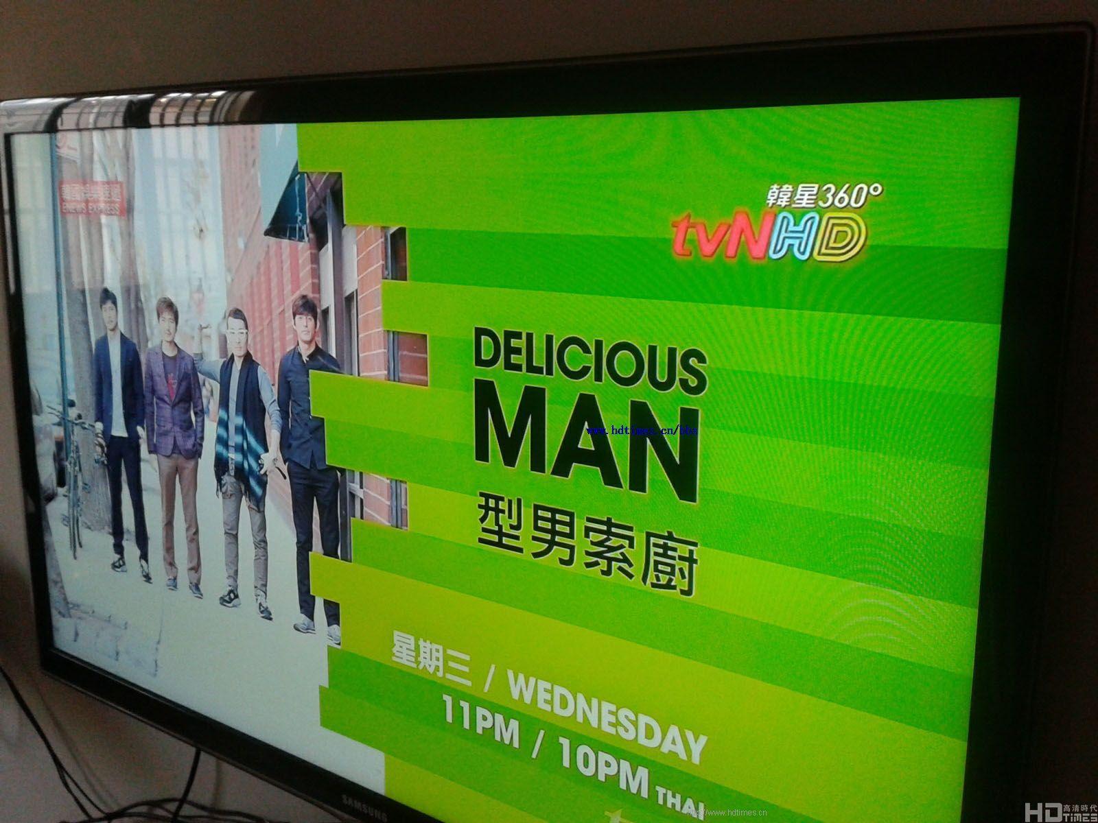 DISH-HD 新增Tvn-HD高清韩国娱乐频道