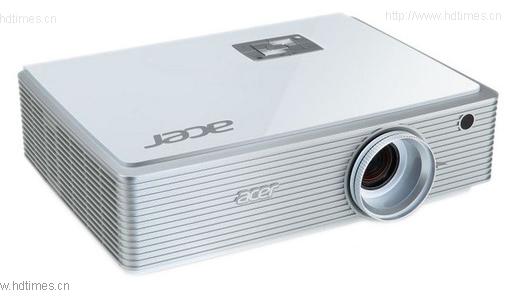 DLP技术节能家用LED投影机 宏碁 K750