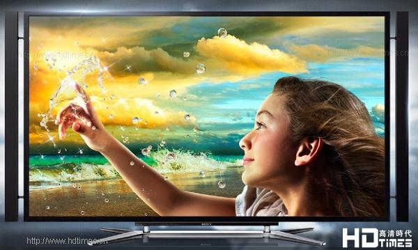 索尼4K超高清电视