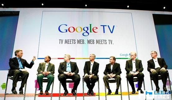 谷歌将推出首款搭载安卓的Nexus TV机顶盒