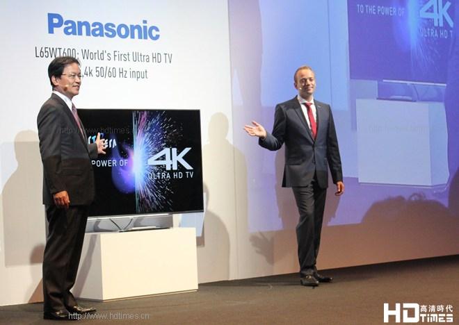 松下首款4K投影机将亮相CES 2014