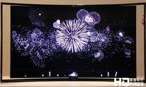 """多点立体视角 三星OLED电视""""一屏双显""""解析"""