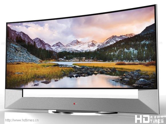 双雄顶级对决 LG三星推出105英寸超高清电视