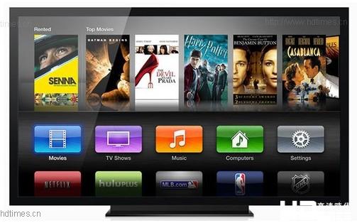 苹果iTV超高清电视功能猜想