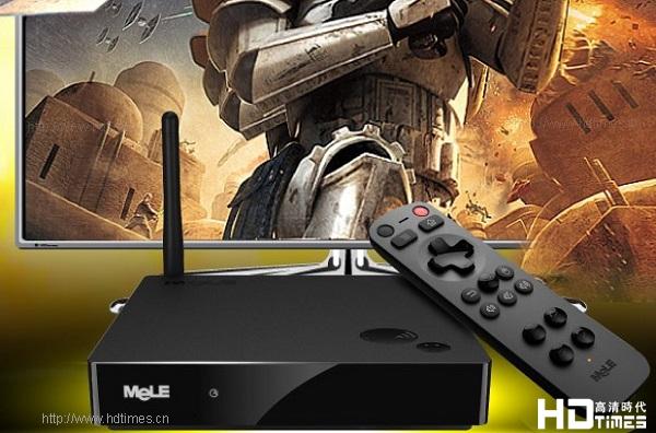 四核八显高清3D 迈乐M8高清盒子年终优惠 历史最低 仅售389元