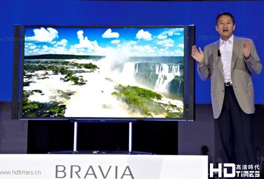索尼今村昌志:中国引领全球4K超高清电视发展