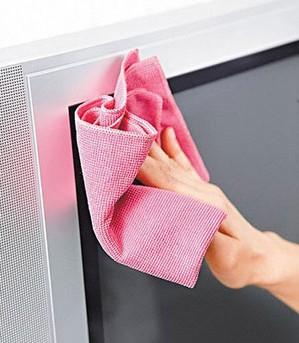 高清电视机日常维护:如何清洁高清电视机