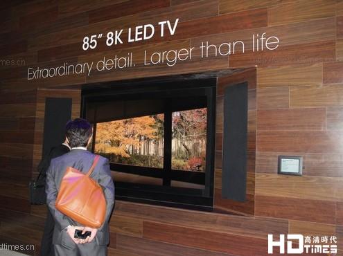 技术领先:日本8K电视信号成功传输27公里