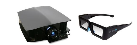 诗威超宽银幕4K家用投影问世 融合最新科技