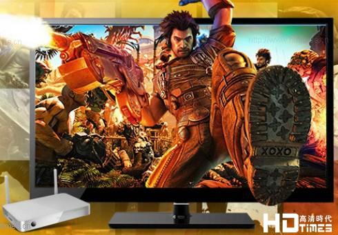 开博尔F4高清机高配置专属游戏商店 全网低价 历史最低 仅售599元