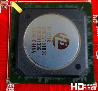 华为海思Hi3718高清机顶盒芯片方案解析