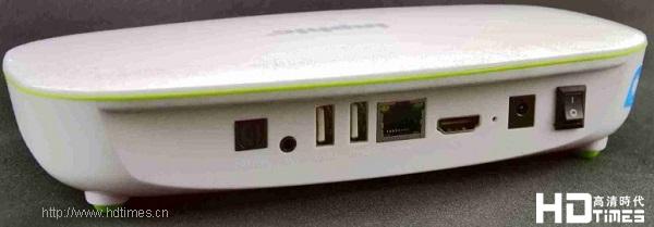 英菲克i6高清网络机顶盒评测 多图首发