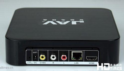 JAV V10高清机顶盒-接口
