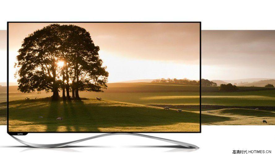 乐视X60超级电视—外观