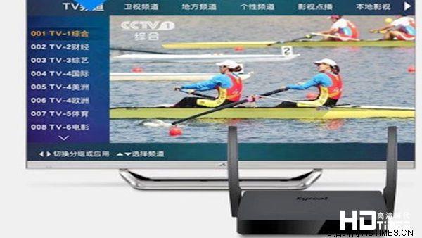 双WIFI天线超稳定信号 亿格瑞X1高清机顶盒
