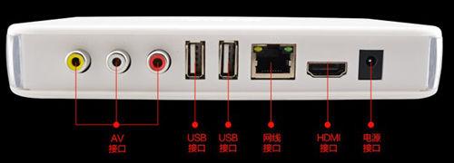 四核八显 英菲克i8高清机顶盒直降399