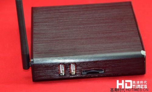 老外观新演绎 开博尔K610i四核机顶盒评测