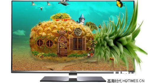 康佳LED50X9600UE 4K超高清电视-4K画质