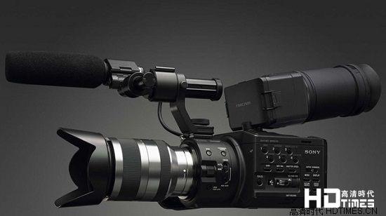 索尼4K摄像机