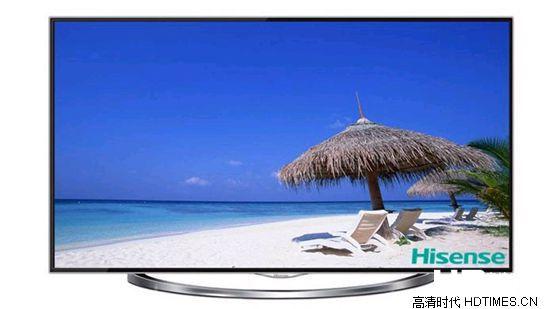 海信4K超高清电视全网发售 开启客厅争夺战