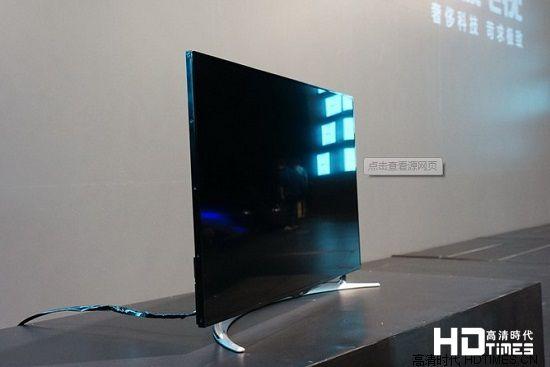 乐视4K超高清电视机-侧面