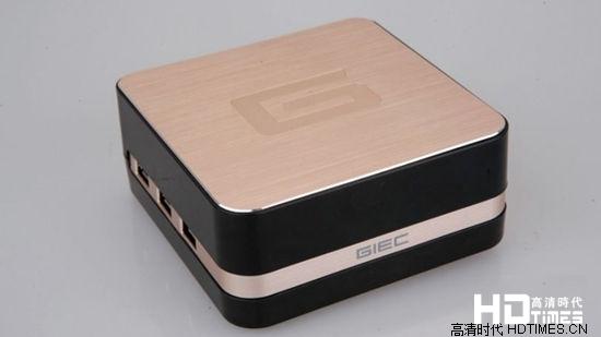 杰科R11 4K高清网络机顶盒-外观
