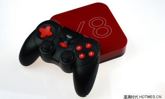 迈乐X8高清网络机顶盒-整体外观