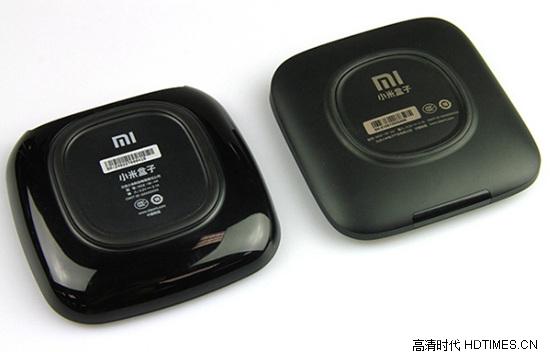 小米盒子四核增强版VS小米盒子 外观评测