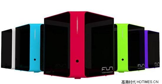 FunBox高清网络机顶盒-可选色
