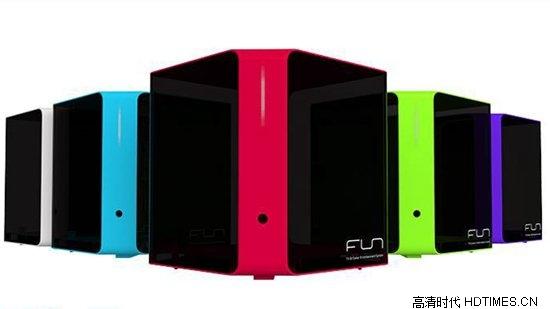 FunBox饭盒高清网络机顶盒