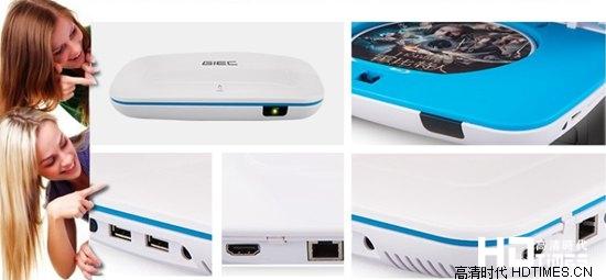 蓝光精灵BD02高清网络机顶-蓝光精灵BD02外观