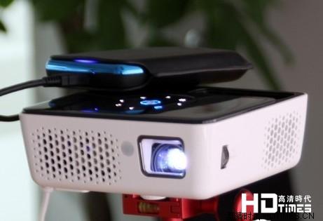 明基GP2微型投影机教你如何连接苹果设备