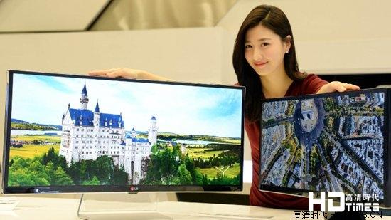 LG 4K显示器
