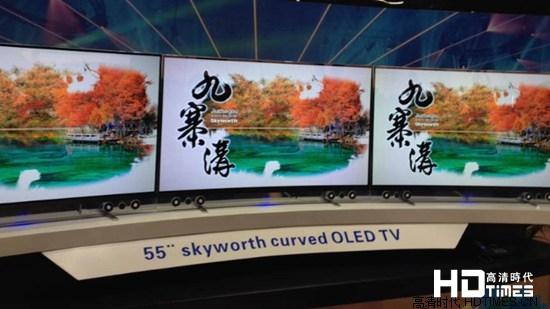国产品牌崛起于世界 依靠OLED电视