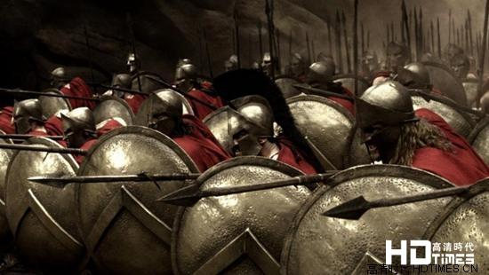 血腥狂暴 《300勇士:帝国崛起》