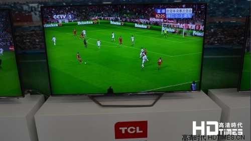 "TCL""运动4K""电视高清晰度 无拖影"
