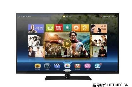 海信50寸智能电视LED50EC310JD 重磅推荐