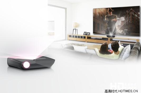 海信欲推激光电视 彰显大屏幕电视的霸气