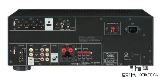 4K急先锋 2014年先锋新品功放系列产品上市