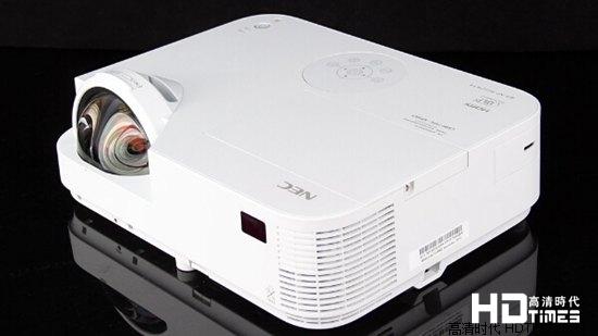 超短焦NEC  M352WS+高清投影机评测