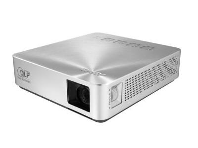 华硕(ASUS)S1微型投影仪 LED口袋电影院