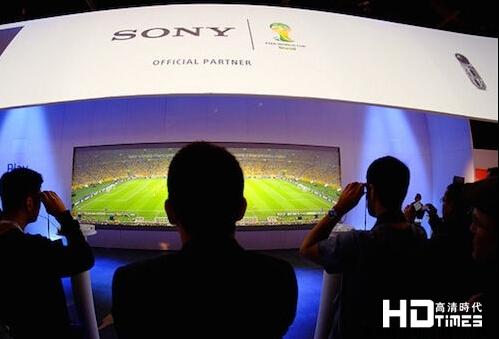 索尼与Vue影院合作转播两场4k世界杯赛事