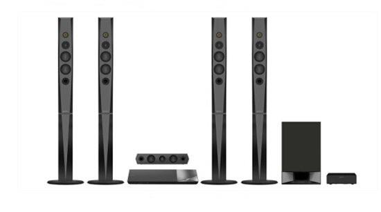 索尼发布蓝光家庭影音与家庭音频系统旗舰级新品