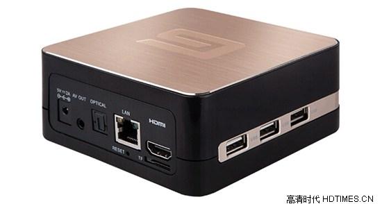 杰科R11四核高清网络机顶盒-接口