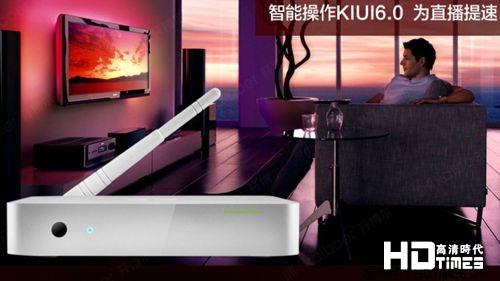 开博尔C2双核高清网络机顶盒-KIUI6.0系统