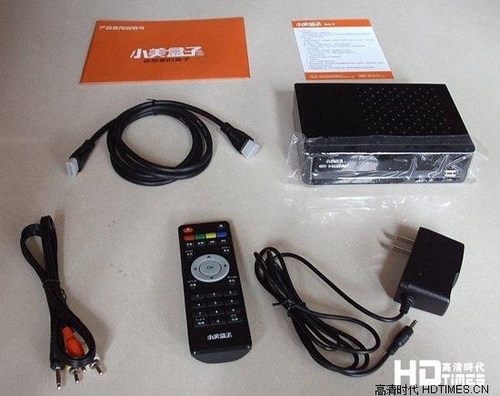 顶配四核 小美盒子V9高清网路机顶盒评测