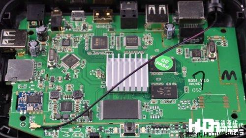 强劲四核CPU? 天敏D8四核高清机顶盒硬件评测