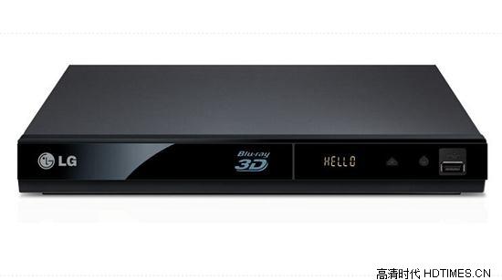 LG BP325 3D蓝光机