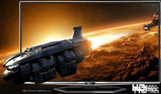 TCL L55E5610A-3D高清电视机